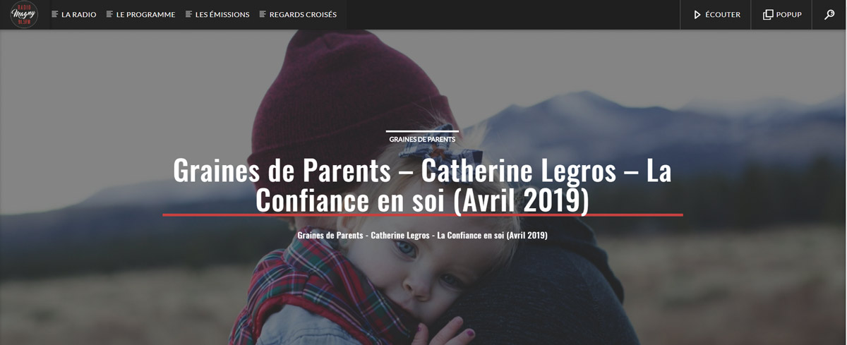 Podcast - Graine de Parents